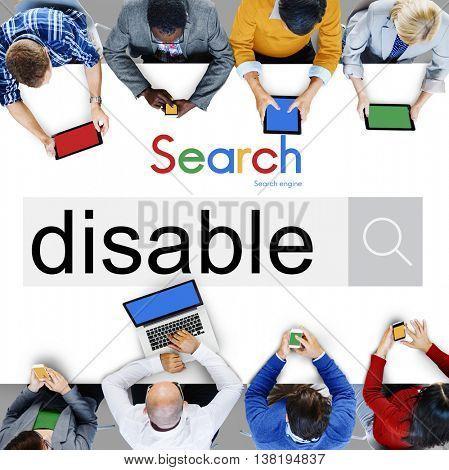 Disable Cripple Twist Condition Hamstring Concept