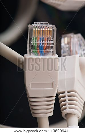 Computer networks, new technologies, computer technologies and the internet.