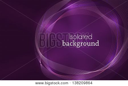 purple Abstract Mesh Background with Circles Lines and Shapes. Design Layout for Your Business and desktop screen.