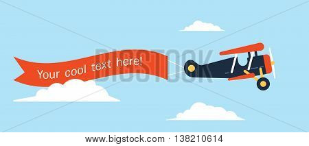 Plane-ribbon-flat