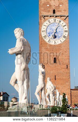Landmarks Of Vicenza