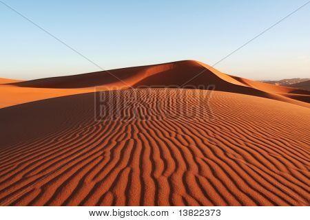 Desierto de la arena