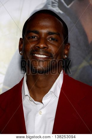 Keith Robinson at the World premiere of 'Dear John' held at the Grauman's Chinese Theater in Hollywood, USA on February 1, 2010.