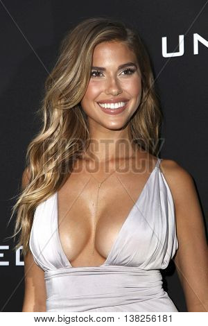LOS ANGELES - JUL 11:  Kara Del Toro at the  Undrafted Los Angeles Premiere  at the ArcLight Hollywood on July 11, 2016 in Los Angeles, CA