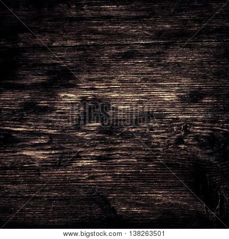 Old wood texture / Grunge retro vintage wooden board/ Dusty vintage Background