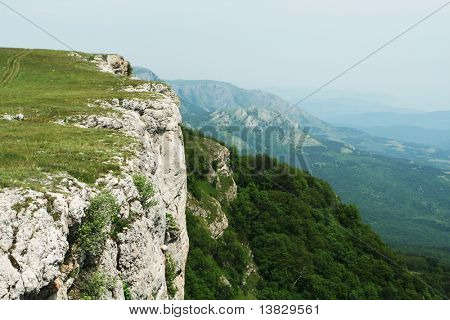 Crimean mountain