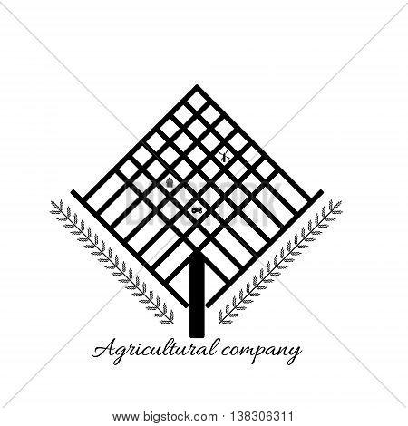 logo agricultural company work farmer object farmer