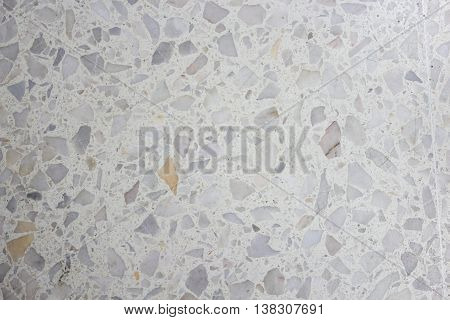 Stone wall texture,marble Terrazzo floor, for background .