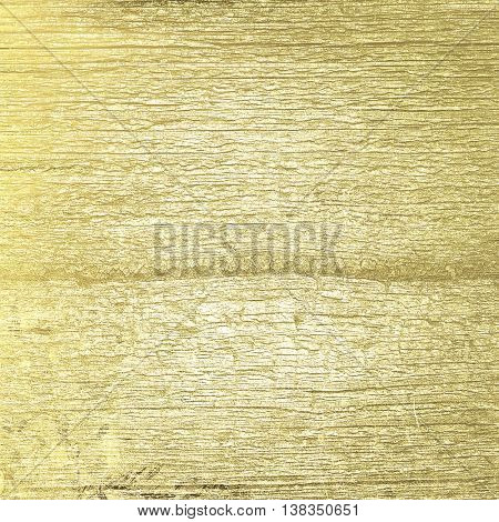 gold scratched texture old background