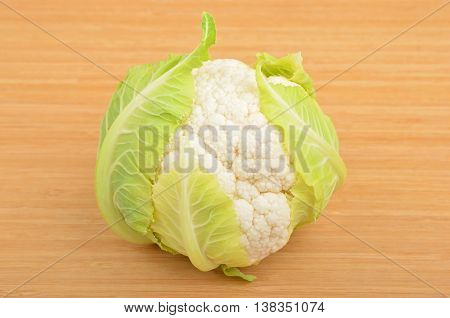 Whole Ripe Cauliflower