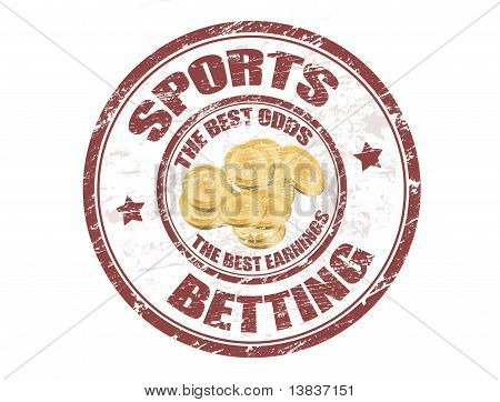 Sports Betting Stamp