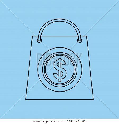 commerce icon design, vector illustration eps10 graphic