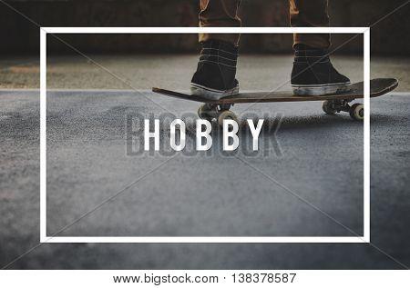 Hobby Leisure Activity Recreational Pursuit Concept