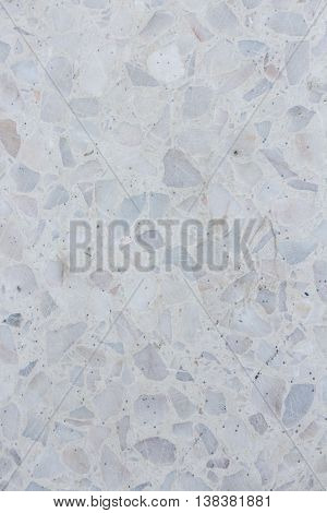 stone wall texture,Terrazzo Floor for Background .