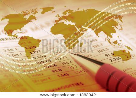 Enlaces de comercio mundial