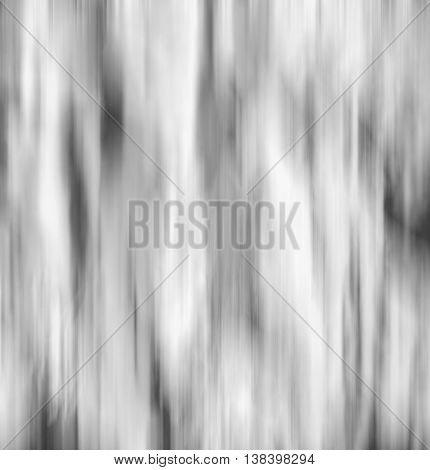 Vertical black and white falling snow in motion abstraction background backdrop