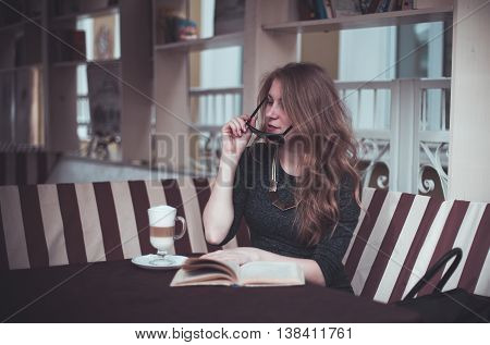Girl With Latte