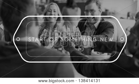 Startup Business Together Plan Development Concept
