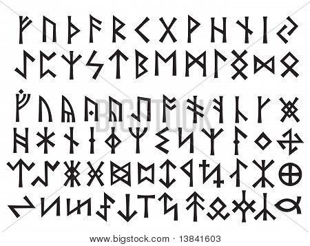Ältere Futhark und andere Runen