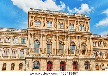 Hungarian Academy Of Sciences-is The Most Important And Prestigious Learned Society Of Hungary. Its