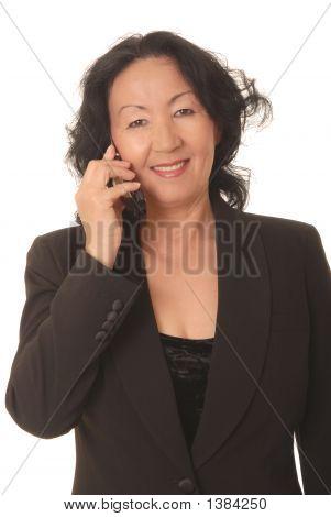 Senior Businesswoman 21