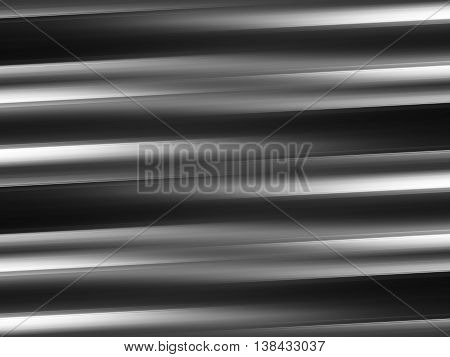 Diagonal Black And White Motion Blur Abstraction Backdrop