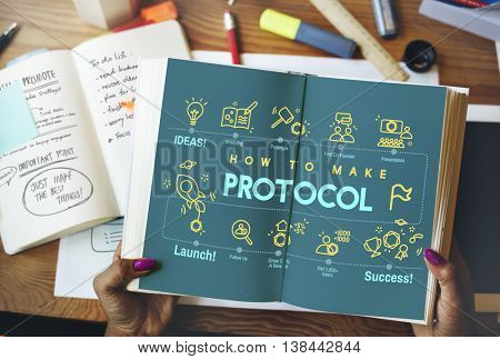 Protocol Networking Data Proper Protection Safety Concept