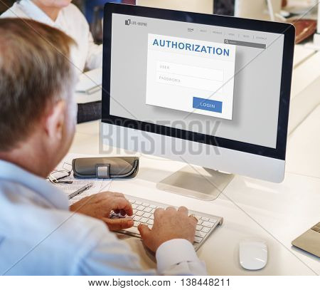 Authorization Permission Accessible Security Concept