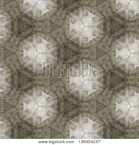 concrete, texture, wall, kaleidoscope, mirror effect, circle,