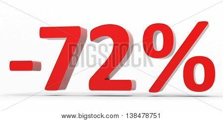 Discount 72 Percent Off Sale.