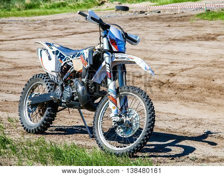 Endurocross Bike Ktm