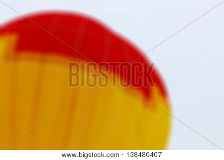 Maslenitsa theme creative abstract blur background with bokeh effect
