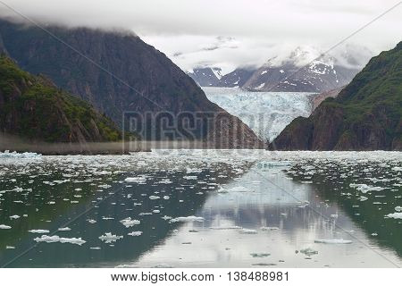 Tracy Arm Fjord And Sawyer Glacier, Alaska