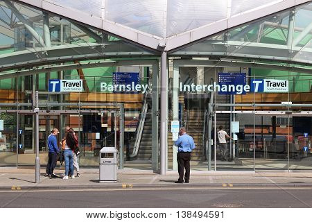 Barnsley Interchange