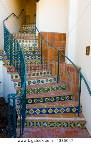 Decorative Stairs