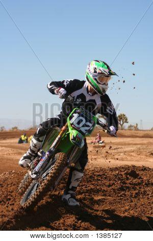 professional motocross