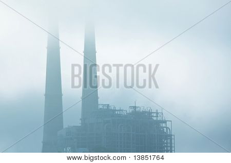 industrial destruction