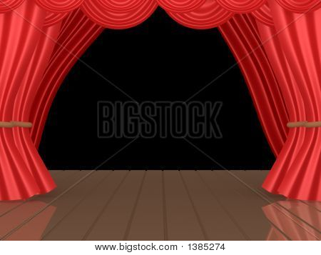 Theatrical Stage