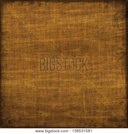 Jute burlap textile fabric canvas texture or background