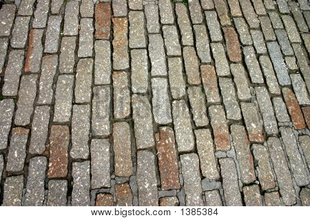 Old Oblong Cobblestones
