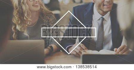 Banner Announcement Commercial Information Concept