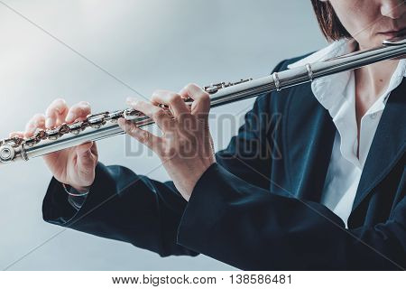 Professional Flutist Solo Player