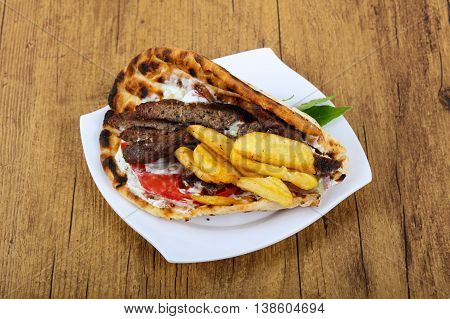 Gyros - Tradition Greek Cuisine