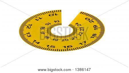 Round Ruler.