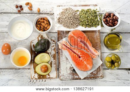 Best Sources Of Unsaturated Fats