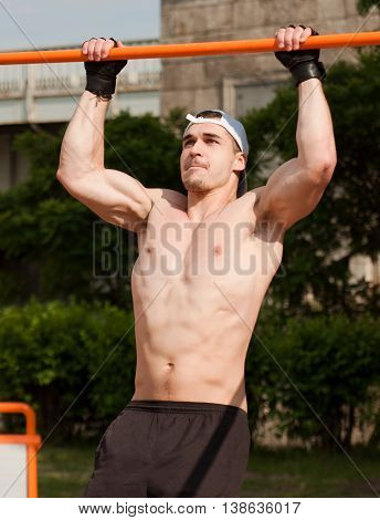 Great Street Workout.