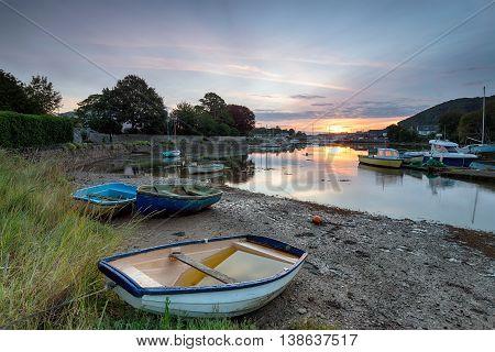 Boats At Millbrook