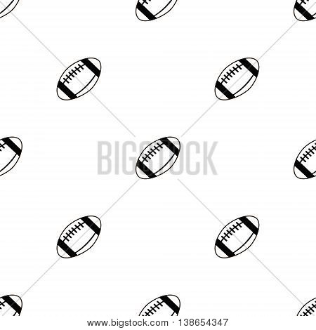 Seamless Vector Pattern With Balls