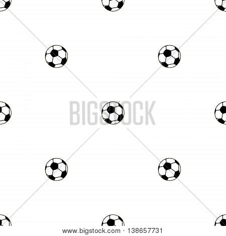Seamless Vector Pattern With Sport Equipment