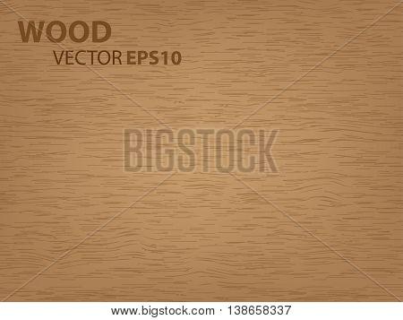 Wood vector background EPS10 - Wood illustration design